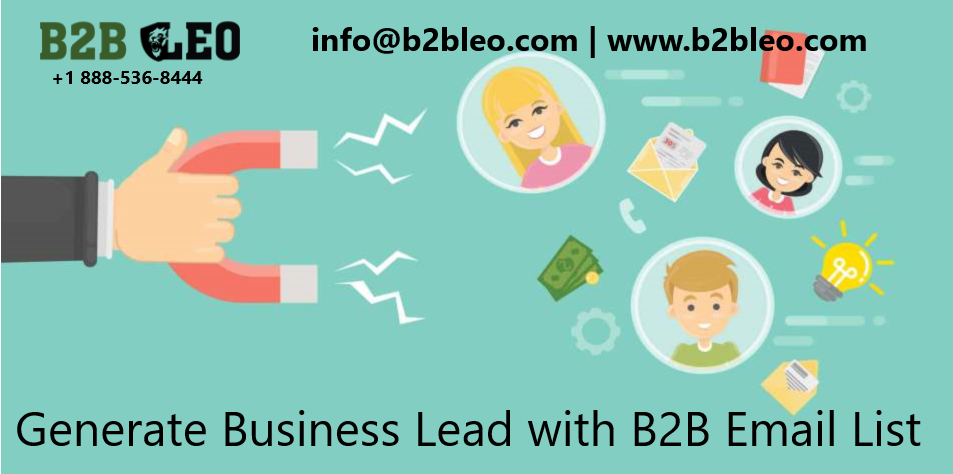 B2B Mailing Lists-Lead Generation